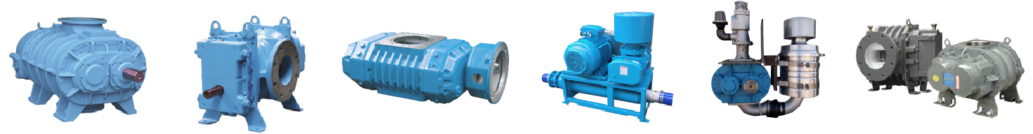 Industrial Blowers and Vacuum Pumps
